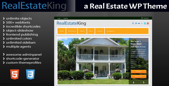 Real Estate King
