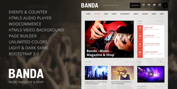 Banda – Music Magazine
