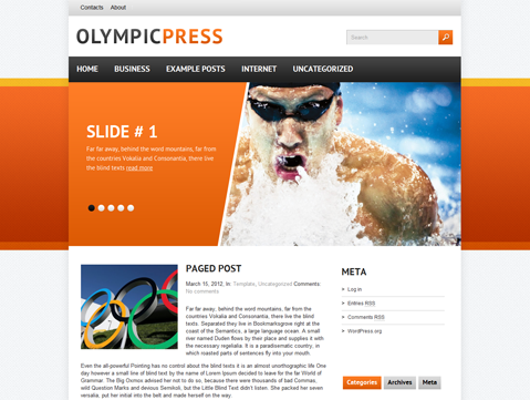OlympicPress