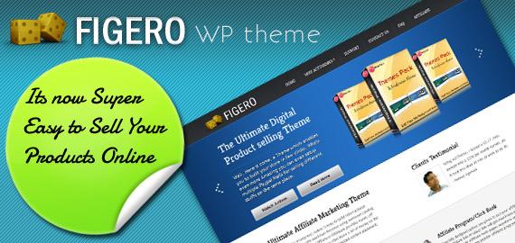 Figero Premium WordPress Theme