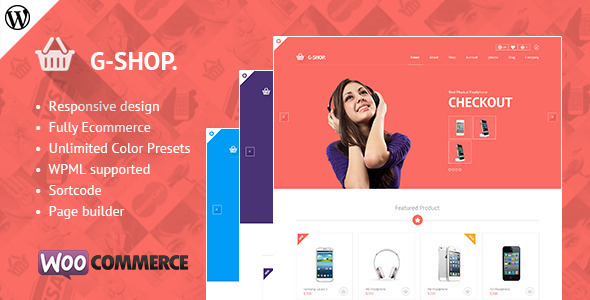 WooCommerce WordPress Theme – FashionZozza