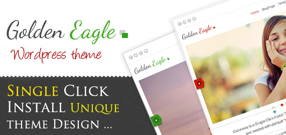 Golden Eagle Responsive Business WordPress Theme
