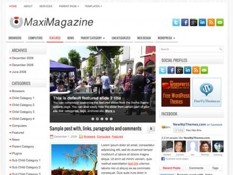 MaxiMagazine