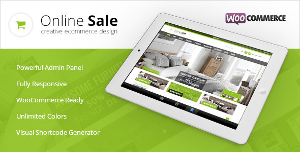 Online Sale – Responsive WooCommerce Theme