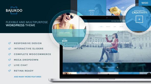 Bajukoo – Responsive Multipurpose Woocommerce Theme