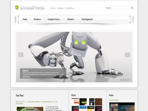 DroidPress