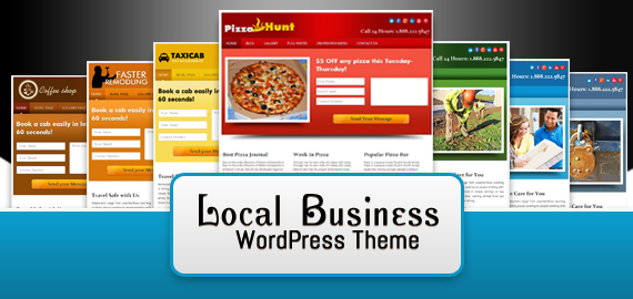 Local Business WordPress Theme
