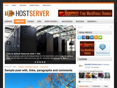 HostServer