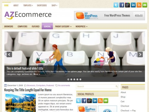 AZEcommerce
