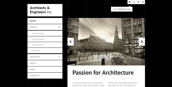 Architects & Engineers – Multi Purpose Theme