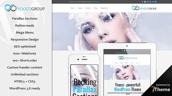 Yooco – Multipurpose WordPress Theme