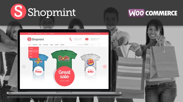 Shopmint WooCommerce Responsive Theme