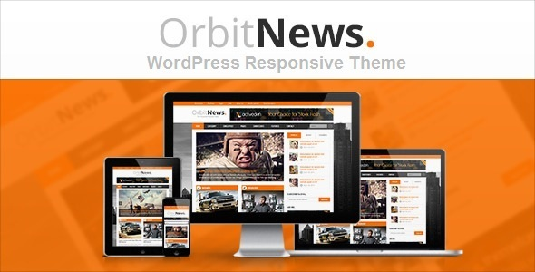 Orbit News – WordPress Responsive Magazine Theme