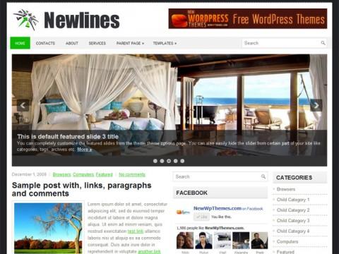 Newlines
