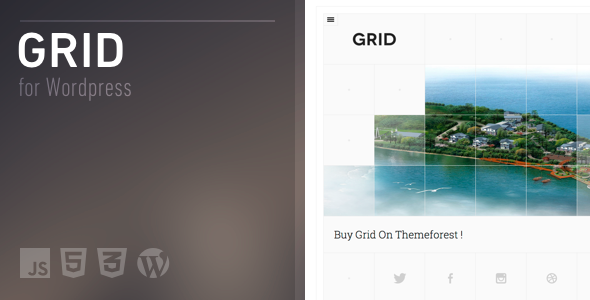 Grid – Responsive, Retina & Page Builder