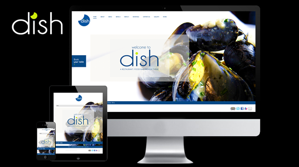 Dish – Responsive Restaurant and Food Bar theme