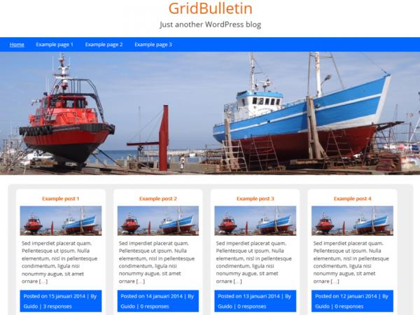 GridBulletin