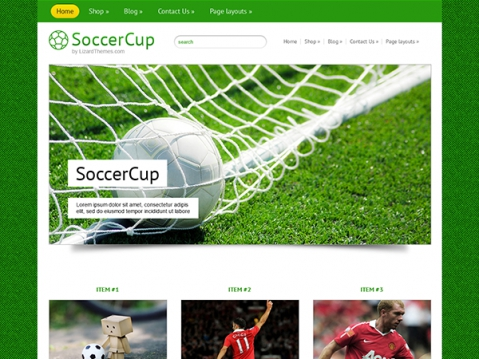 SoccerCup