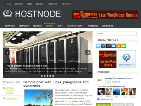 HostNode