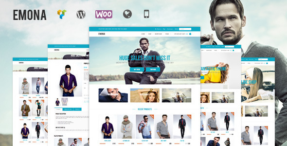 Emona – Fashion WooCommerce Theme