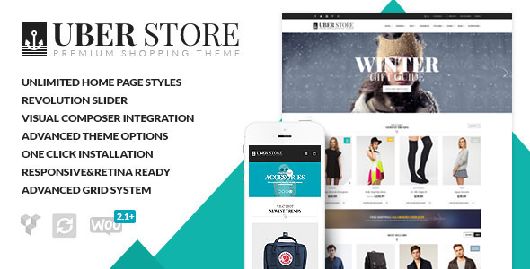 UberStore – Next-Level Multi-Purpose Theme
