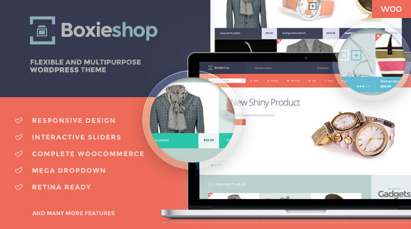 Boxieshop – Fashion Woocommerce Theme