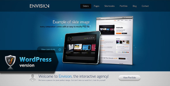 Envision – Business WordPress Theme
