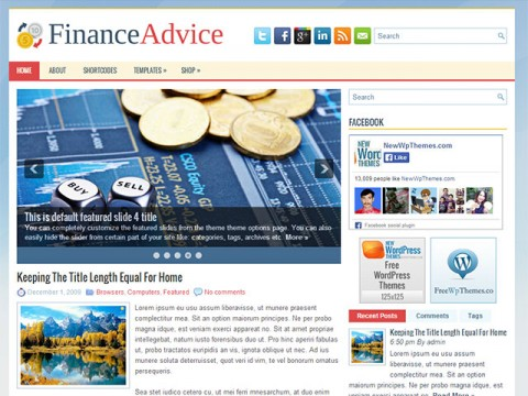 FinanceAdvice