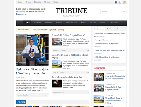 Tribune 3.0