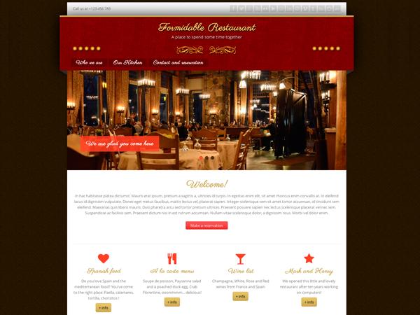Formidable Restaurant
