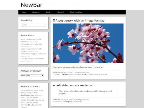 NewBar