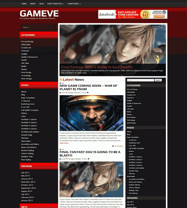 Gameve