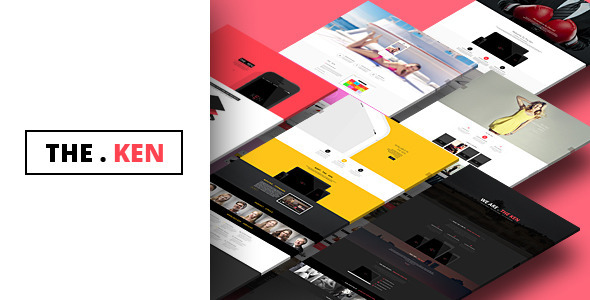 The Ken – Multi-Purpose Creative WordPress Theme