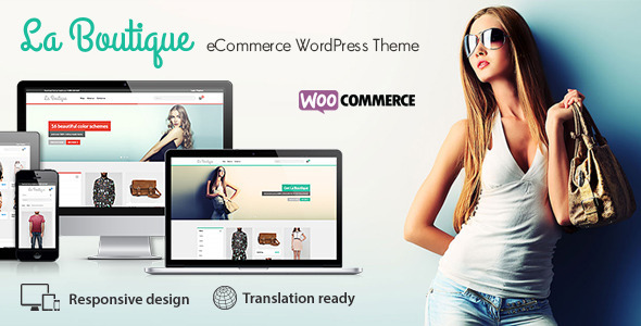 La Boutique – Multi-purpose WooCommerce Theme