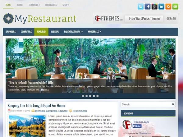 MyRestaurant
