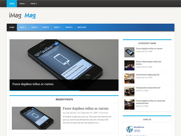 iMag Mag