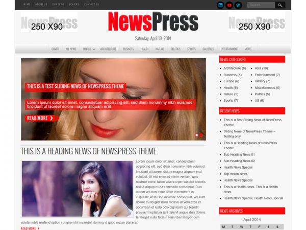 NewsPress Lite