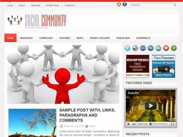SocialCommunity