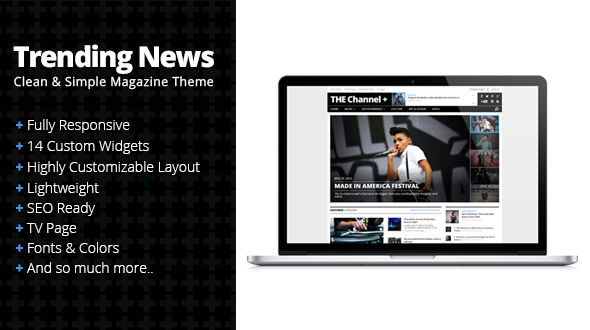 Trending News Multipurpose Magazine Theme