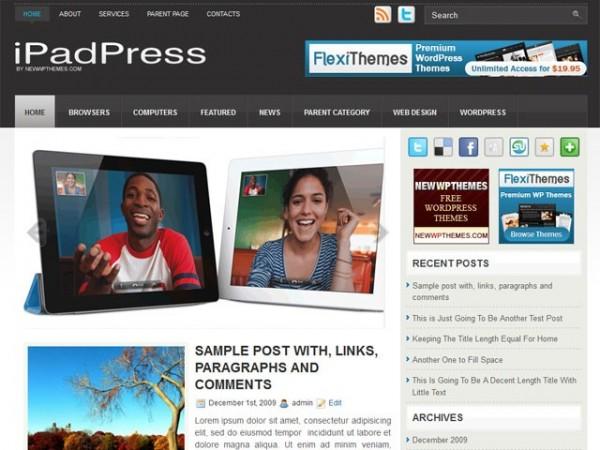 iPadPress