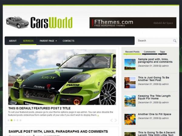 CarsWorld
