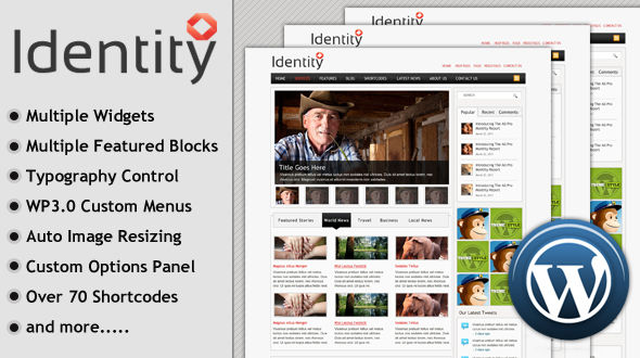 Identity – Premium WordPress Magazine Theme