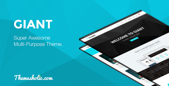 Giant – Super Awesome Multi-Purpose Theme