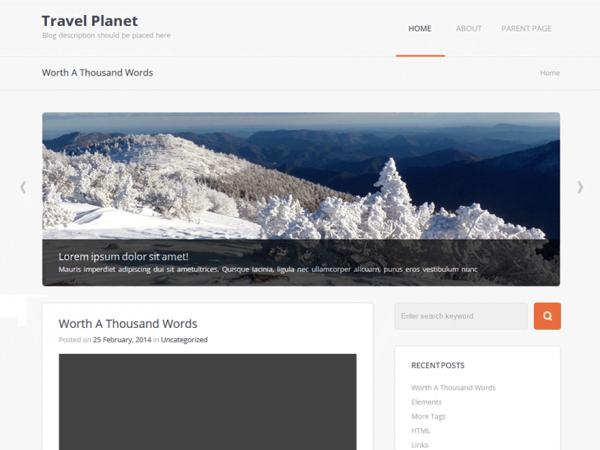 Travel Planet