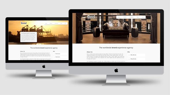 Brand – A Versatile Business & Portfolio Theme