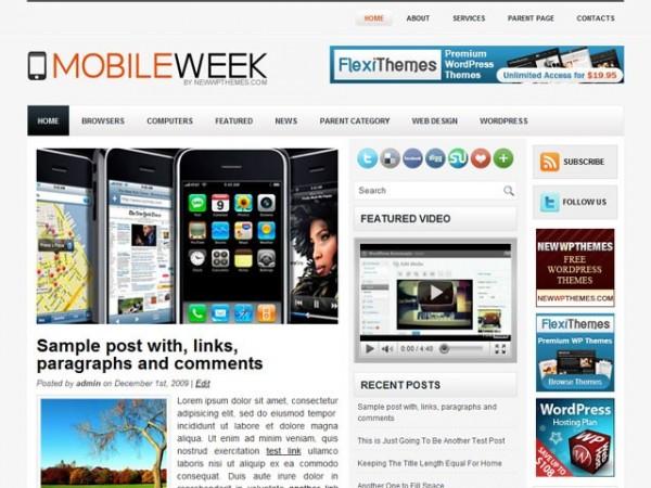 MobileWeek