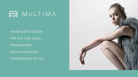 Multima – Creative Multipurpose WordPress Theme