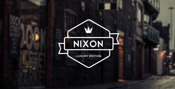 Nixon – Creative One Page Multi-Purpose Theme