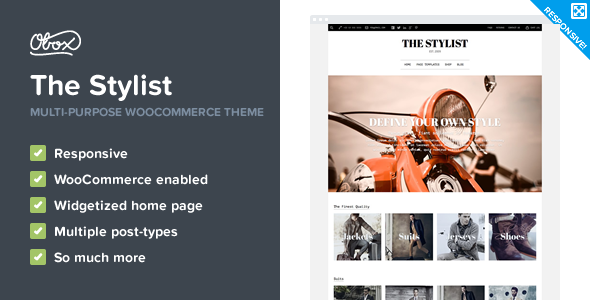 Stylist – Multi-Purpose WooCommerce Theme