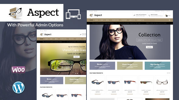 Aspect – WooCommerce Responsive Theme